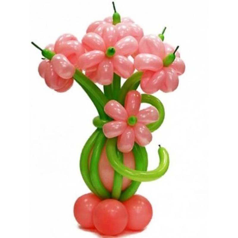 Купить цветы из шариков в москве, оптовые поставки цветов