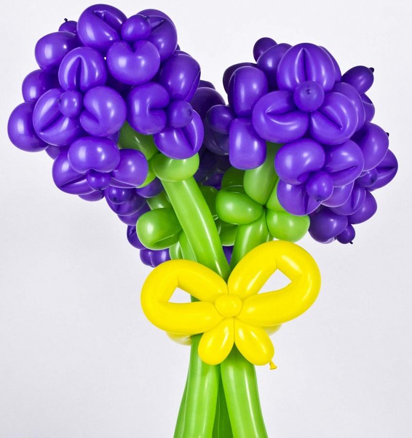 Картинки цветов шариков подарков